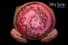 Belly Paintings  #gravidanza #mamma