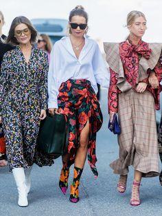 Copenhagen Fashion Week Street Style 2017: Showgoers