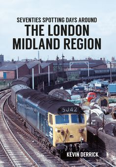 Kevin Derrick looks back at locomotive-spotting days in the London Midland Region in the 1970s.