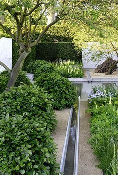 Garten des Monats/Jahres - Startseite - Garten des Monats Pinned to Garden Design by BASK Landscape Design.