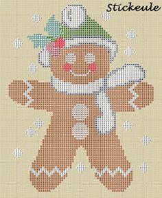 Stickeules Freebies: Weihnachten