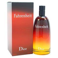 Fahrenheit by Christian Dior Men Eau De Toilette 3.4 oz