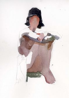 Lovely water color. David Longo! Really, really wonderful!