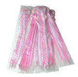 Lot Of 12 Pair – Pink Ribbon Shoe Laces – Breast Cancer Awareness – Fundraising