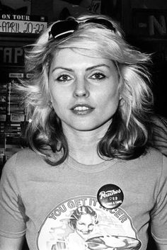 Image result for debbie harry hair