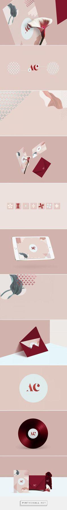 AC Branding by Maria Hdez on Behance   Fivestar Branding – Design and Branding Agency & Inspiration Gallery