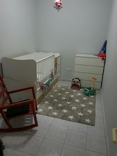 #Almost ready #babyroom