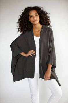 f0c37a19ed6 Eileen Fisher s Eco Collection is Relaxed and Timeless for Spring 2012.  Womens Linen ClothingBoho ...