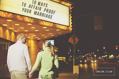 Want to keep straying at bay? Here are 10 practical ways to affair proof your marriage.