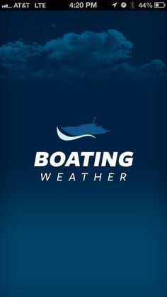 Need to know what the marine forecast is before you go boating or during your trip? The Boating Weather App has you covered.