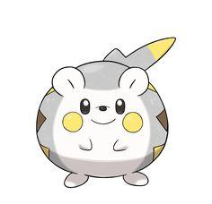 Togedemaru le Pokémon Roulenboule
