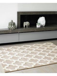 Moderne teppiche  Ethno-Style trifft auf moderne Einrichtung (benuta Teppich Casa ...