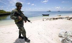 Tổng thống Philippines nói sẽ củng cố không quân sự hóa ở Trường Sa - tin the gioi