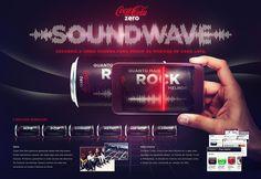 Coca-Zero Soundwave - Gui Possobon