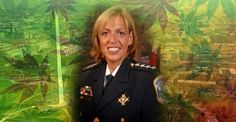 DC Police Chief and Weed