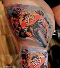 Marc Marquez tattoo, http://www.daidegasforum.com/forum/foto-video/594020-marc-marquez-tattoo-gallery.html