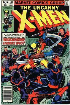Uncanny X-Men (1st series) # 133