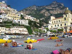 Positano, Amalfi Coast, #Italy #travel