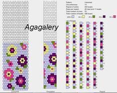 pinterest spiral bead crochet rope patterns ile ilgili görsel sonucu