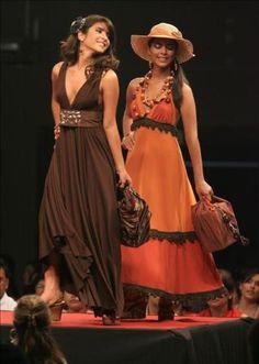La diseñadora boliviana Ingrid Holters.