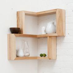 Corner Shelves, Decor, Decorating Shelves, Mounted Shelves, Floating Corner Shelves, Floating Wall Shelves, Pallet Shelves