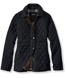 My favorite fall jacket! Riding Jacket | L.L. Bean