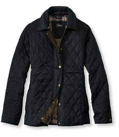 My favorite fall jacket! Riding Jacket | L.L. Bean