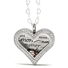 CYBER MONDAY: Origami Owl Custom Jewelry - I Love You Mom, only $34! https://charminglocketsbyaline.origamiowl.com/shop/categories/cybermonday
