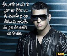 Imágenes de Daddy Yankee con Frases