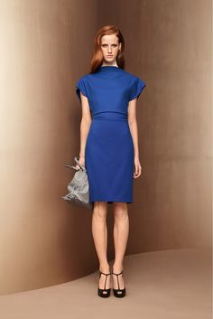Escada Pre-Fall 2013 Fashion Show - Magdalena Jasek