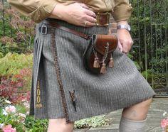 21st century kilts, ardalanish tweed