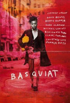 Basquiat Movie Poster 24inx36in Poster