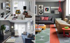 Dicas para decorar seu apartamento alugado - Casinha Arrumada