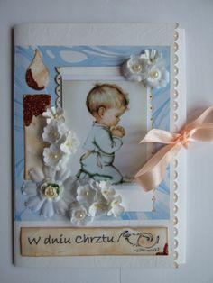kartka na chrzciny