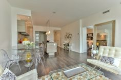 A home staged for showings during Spring creates an exciting vibe for buyers upon first viewing