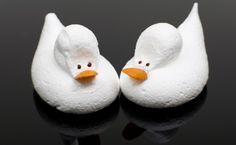 Croissant D'or, Pott's Point.  Great croissants and gorgeous little duck shaped meringues for the little ones.