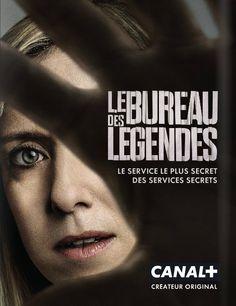 Le bureau des l gendes season 1 2015 french tv series for Bureau des legendes