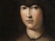 Firenze, Galleria degli Uffizi, Cristofano dell'Altissimo, Serie Gioviana, Vittoria Colonna - Firenze, Giovio Series