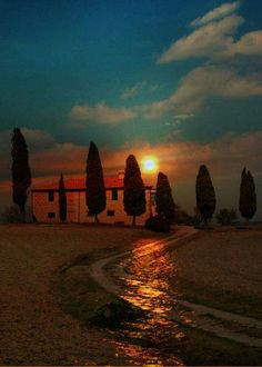 Val d'Orcia, Toscane, www.luxetent.nl/italie