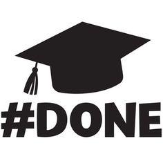 Silhouette Design Store - View Design #229254: graduation #done