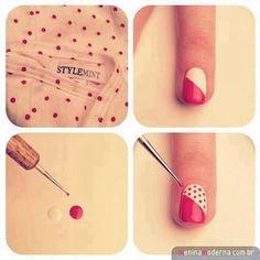 minitutoriales de uñas!