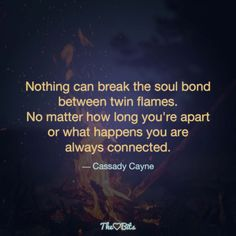 Twin Flame Quotes