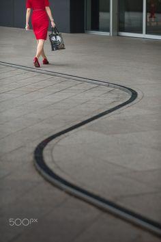 Lady in Red by RazzRozzfaisal Razalli on 500px