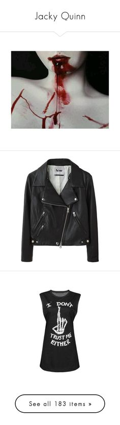 """Jacky Quinn"" by pastelgothprincess27 ❤ liked on Polyvore featuring backgrounds, outerwear, jackets, tops, coats, women, moto jacket, leather biker jacket, cropped biker jacket and cropped jacket"