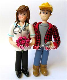 Uniform Cake Toppers cakepins.com