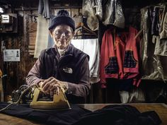 The old tailor by Antonius Photoscript on 500px