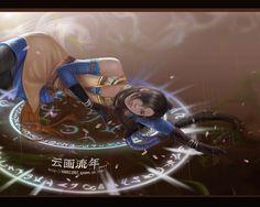 gu jian qi tan 2 by ~hiliuyun on deviantART