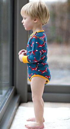 5e5e8bbd60f Bodysuit l s Foxes Toddler Boy Outfits