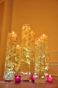 Simple & stunning. #wedding #ideas