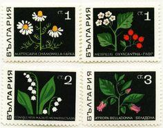 ブルガリア切手1